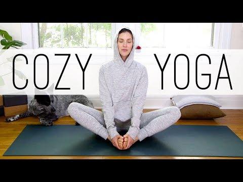 Cozy Yoga  |  Yoga With Adriene