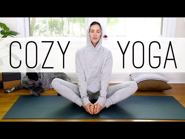 Cozy Yoga  |  Yoga With Adriene