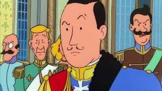 King Ottakar's Sceptre part 2| The Adventures Of Tintin