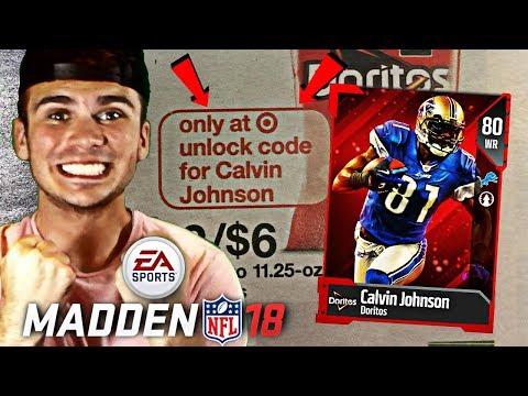 MADDEN 18 ULTIMATE TEAM HUGE NEWS! CALVIN JOHNSON IS A CONFIRMED LEGEND OMG!