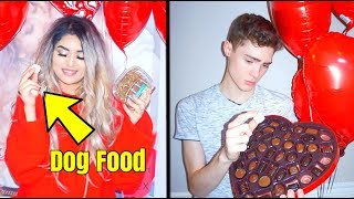 Fake Chocolate Prank On My Boyfriend...