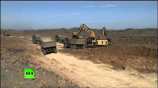 Железнодорожные войска начали строительство второго участка дороги в обход Украины(Железнодорожные войска Вооруженных сил РФ приступили к строительству второго участка железной дороги..., 2015-09-26T14:46:31.000Z)