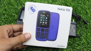 sb se SASTA dual sim NOKIA 105 4TH EDITION UNBOXING IN HINDI