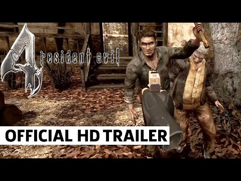 Resident Evil 4 VR Reveal Trailer   Resident Evil Showcase