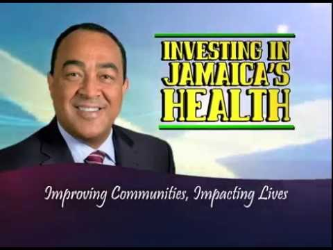 Investing in Jamaica's Health