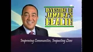 Investing in Jamaica's Health