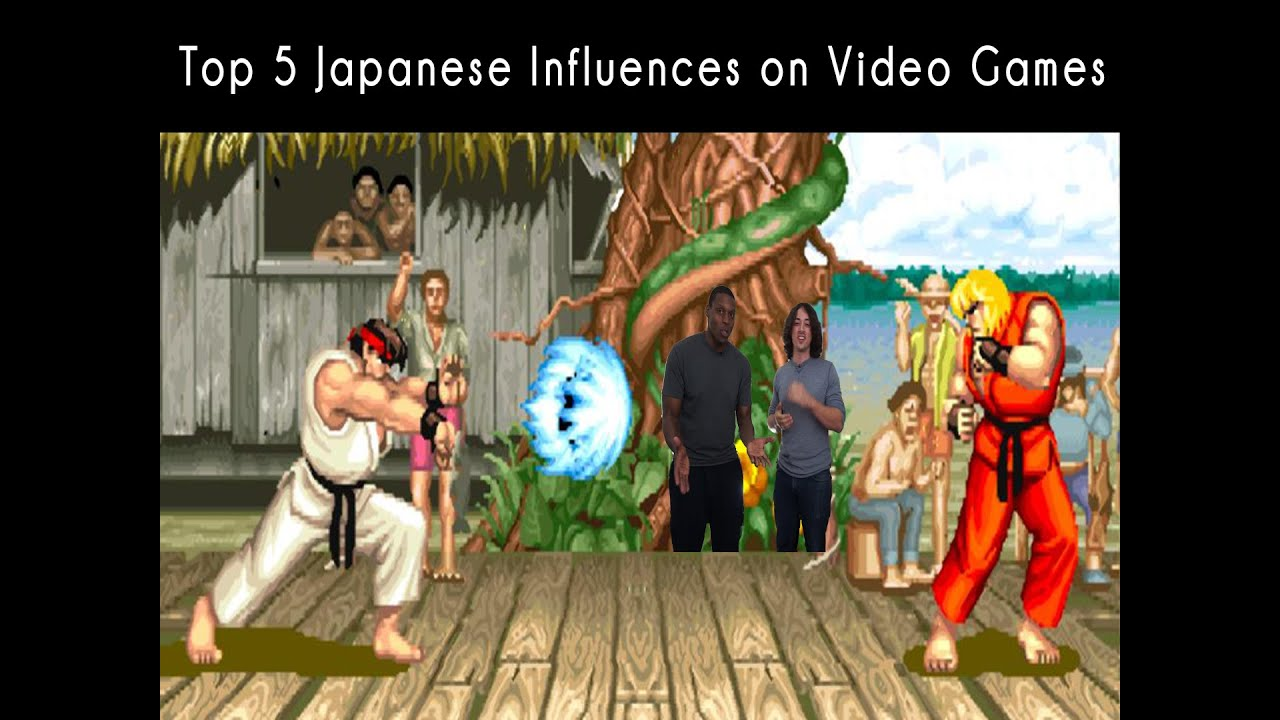 influence of computer games to the