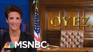 Judge More Annoyed Than Charmed By Maria Butina Boyfriend Duet Video | Rachel Maddow | MSNBC