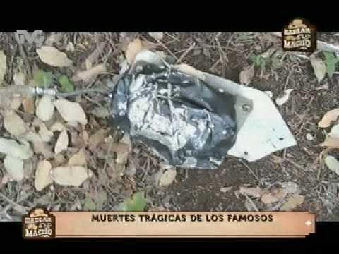 Muertes De Famosos >> Muertes Trágicas de los Famosos (HM) - YouTube
