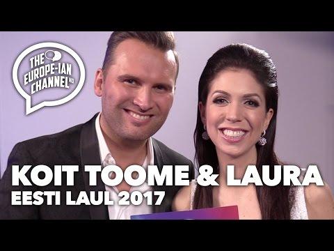 Koit Toome & Laura - Verona - Eesti Laul 2017 Winner (Eurovision 2017)