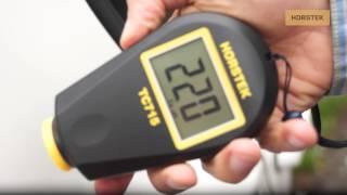 Самокалибрующийся толщиномер Horstek TC 715(, 2014-09-30T15:12:10.000Z)