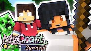 Cute Animal Barn MyCraft Minecraft Survival Part 8
