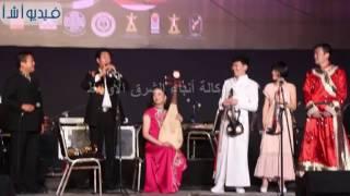 بالفيديو : عازف صينى يقلد اصوات الطيور بطريقة مبدعه