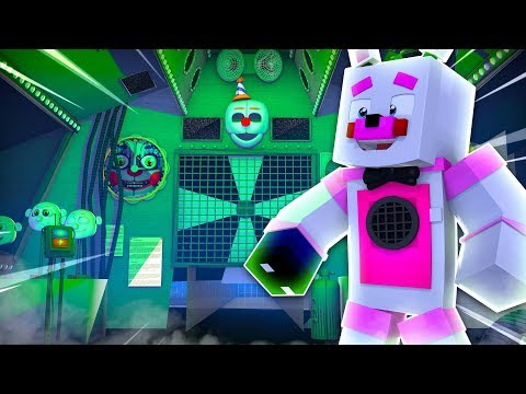 NEW Sister Location ?!   Minecraft FNAF Roleplay