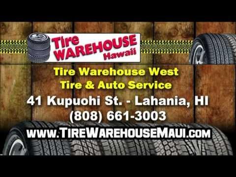Tire Warehouse Lahaina - Maui Hawaii