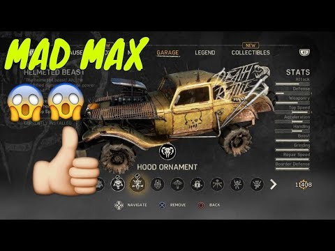 Mad Max Ps4 Review Best Magnum Opus
