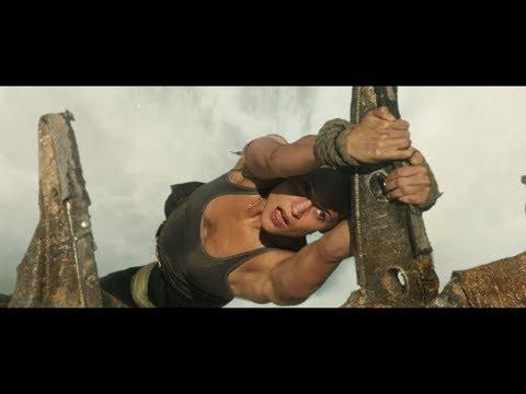 KapŲ PlĖŠikĖ Lara Kroft / Tomb Raider 2018 Filmo Anonsas