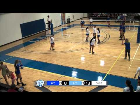Pratt Community College vs. Lamar Community College (Volleyball)