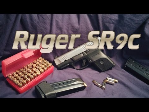 Friday Firearm - Ruger SR9c Takedown