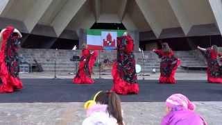 Танец ЦЫГАНОЧКА