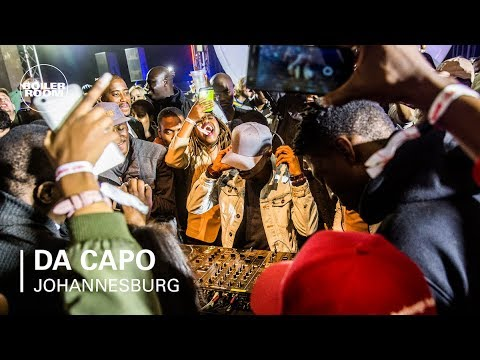 Da Capo | Boiler Room x Ballantine's True Music South Africa