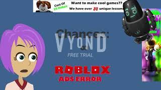 Roblox Ads Error GA 50 (Special Guest: Mai From Next Gen!)