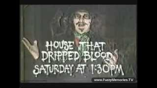 "Son of Svengoolie - ""The House that Dripped Blood"" (1984)"