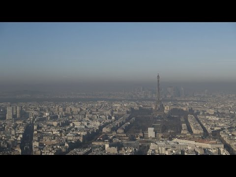 France: Paris winter air pollution is worst in 10 years