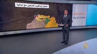 المنافذ الحدودية البرية لإقليم كردستان العراق وأهميتها
