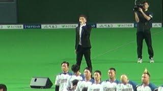 2018年3月30日、札幌ドームで行われた、北海道日本ハムファイターズvs埼...