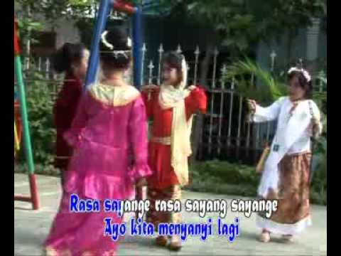 Rasa Sayange - Lagu Anak-Anak Indonesia.flv