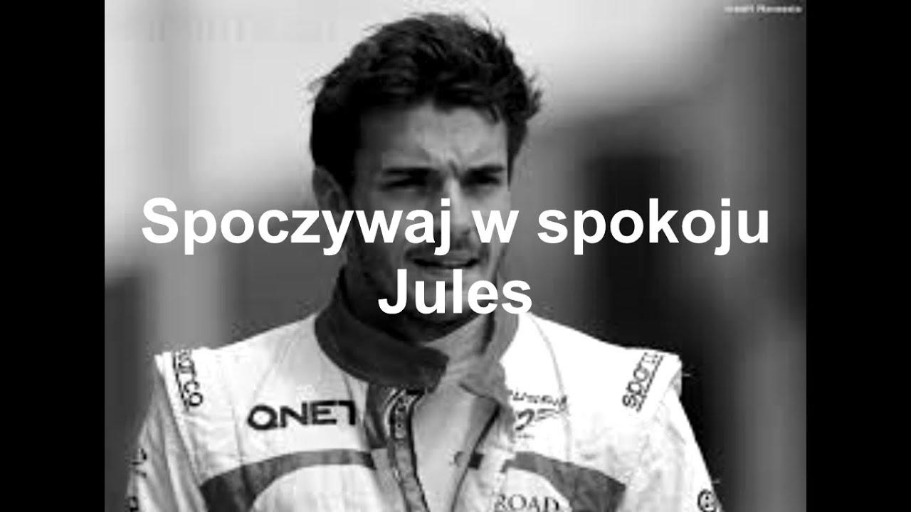 F1 2015 | Jules Bianchi | Pożegnalne okrążenie