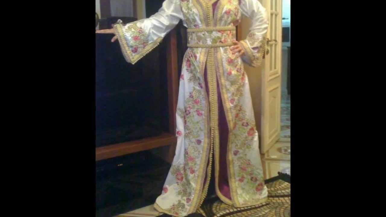 Location robe blanche bachdjarah