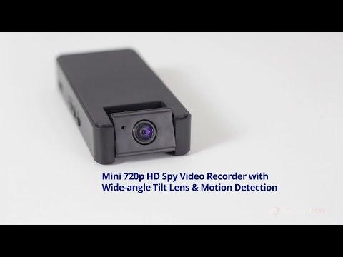Z16 720p HD Mini Hidden Camera for Home Use