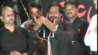 Chote-Lal, Anjuman Lashkar-e-Ali Clip-01 (Juloos-e-Amari 2009 Daryabad Allahabad)