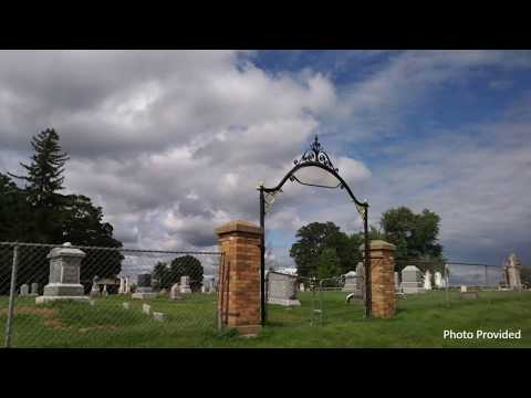 Paranormal Activity at Bloods Point Cemetery