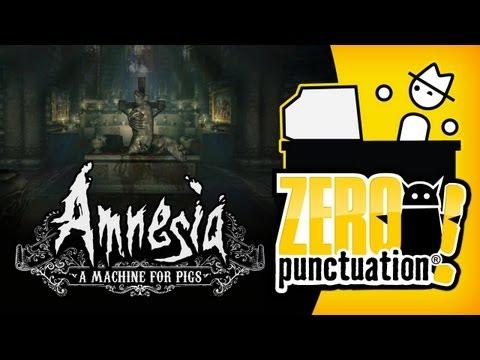 AMNESIA: A MACHINE FOR PIGS (Zero Punctuation)