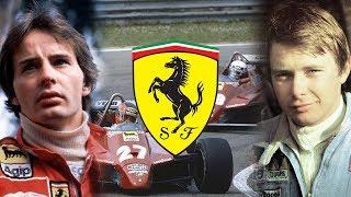La intensa batalla entre Gilles Villeneuve y Didier Pironi | F1 1982