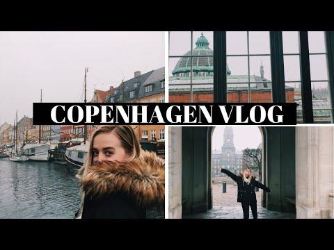 36 hours in Copenhagen