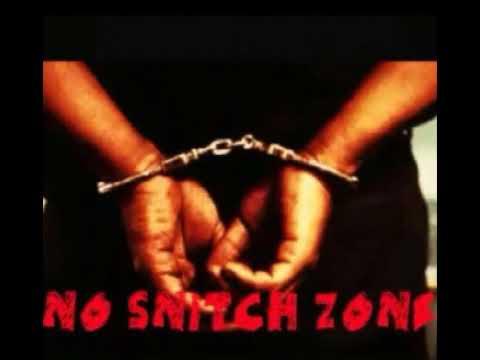 Charizzy - No Snitch Zone