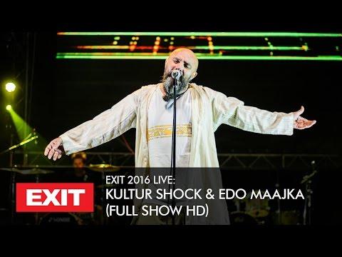EXIT 2016 | Kultur Shock & Edo Maajka Live @ Fusion Stage HD Show