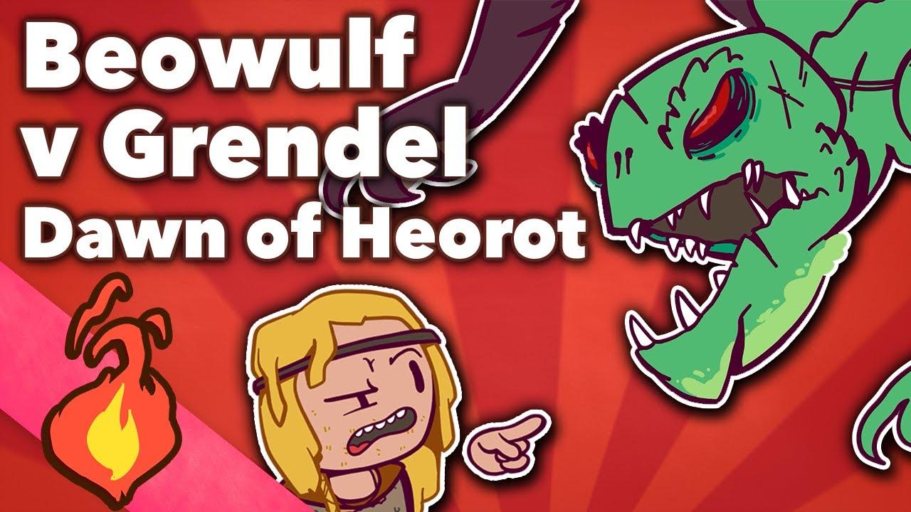 Download Beowulf v. Grendel - Dawn of Heorot - Extra Mythology