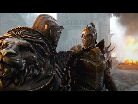 For Honor YTP: Hitting on Apollyon
