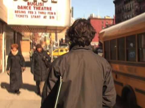 video-arabic-Guerilla artist targets phone booths, bus stops