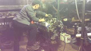 Мотор газ 66 - эксперименты... ч.8 пуск с более ранним зажиганием