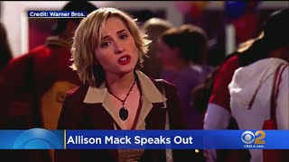 Allison Mack Speaks Out Ahead Of Sentencing