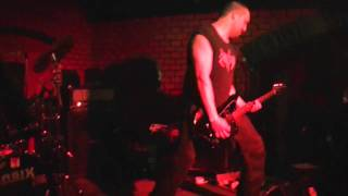Massive Assault - Forever War @ grind the nazi scum fest, Germany