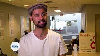 Canadian Ahmadi Muslims in Blood Drive Effort