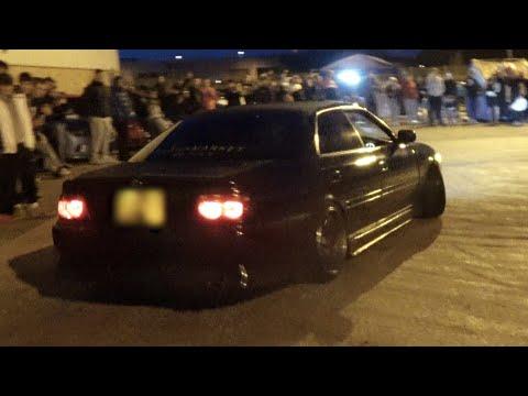 Tuner Cars Leaving A Car Meet! (MTR Oxford Meet!)