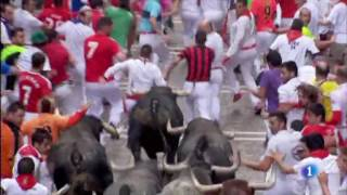 Running with Bulls July 14, 2017